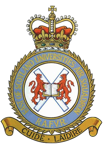 Crest of the East Scotland Universities Air Squadron